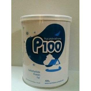 Sữa P100 giúp trẻ tăng cân hiệu quả 900g (1-10 tuổi)