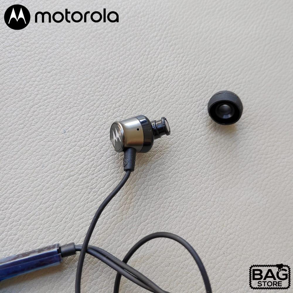 Tai nghe nhét tai giá rẻ nhỏ gọn motorola nghiên bass có micro