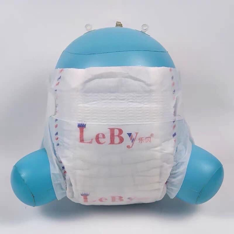 Bỉm quần Leby đủ size S72/M60/L58/XL54/XXL50