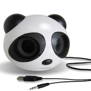 Loa Vi tính mini Panda gấu trúc ngộ nghĩnh YS-226, Loa vu hành vũ trụ mini Ý236