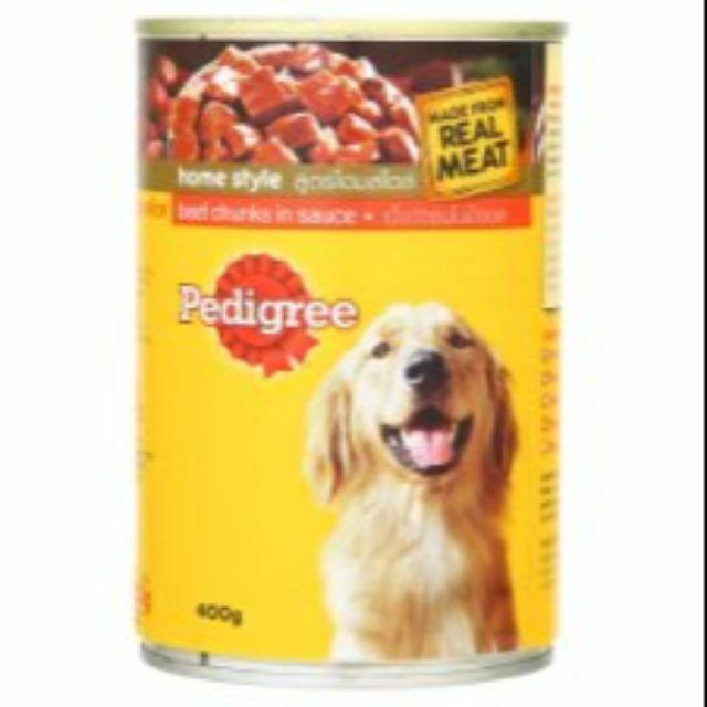 อาหารสุนัข แบบกระป๋อง ×12