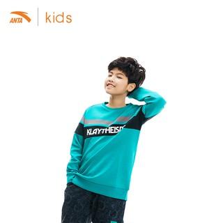 Áo phông thể thao bé trai Anta Kids W352031707-3 thumbnail
