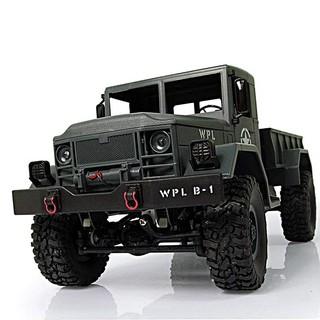 Xe tải điều khiển từ xa bám đến 1 / 16 2.4G 4WD