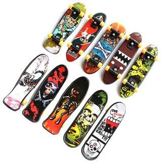 Children's Educational Toys Finger board Mini Finger Skateboard Toys
