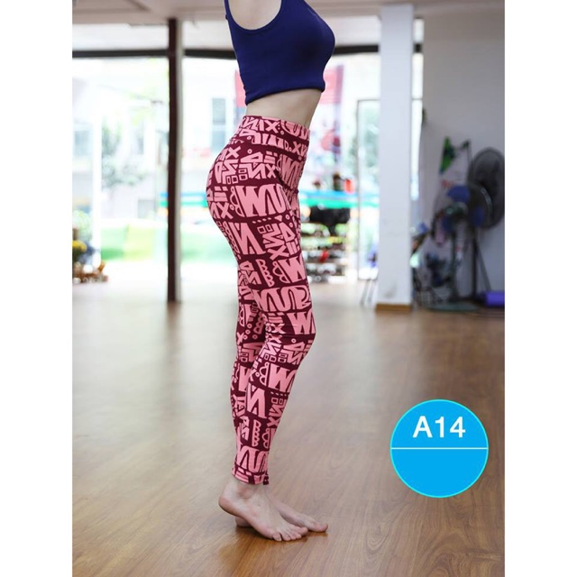 Quần tập Gym, Yoga, Earobic, Thiền, Zumba dance