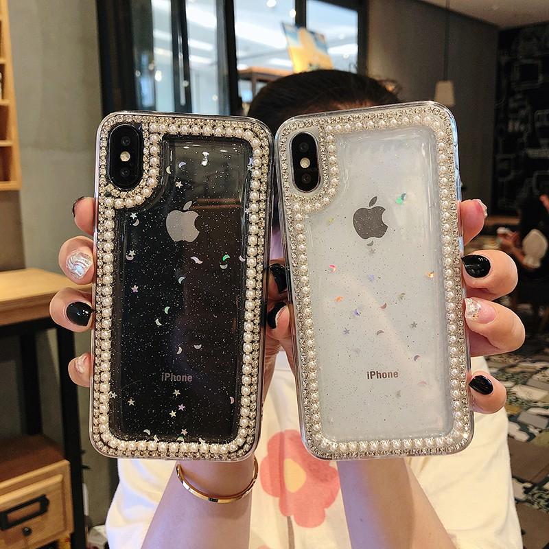 Ốp Lưng Đính Đá Sang Trọng Cho Iphone Xr Xs Max - 22612224 , 5613746586 , 322_5613746586 , 206900 , Op-Lung-Dinh-Da-Sang-Trong-Cho-Iphone-Xr-Xs-Max-322_5613746586 , shopee.vn , Ốp Lưng Đính Đá Sang Trọng Cho Iphone Xr Xs Max