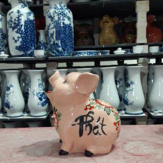 Lợn sứ tiết kiệm- Bát Tràng