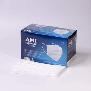 combo 5c khẩu trang y tế Ami đủ màu - Ami official 6