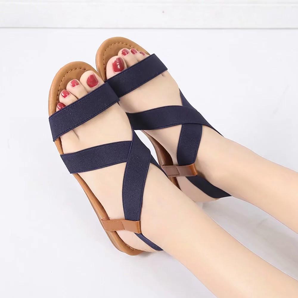 Giày sandal kiểu dáng trẻ trung cho nữ size 35-41