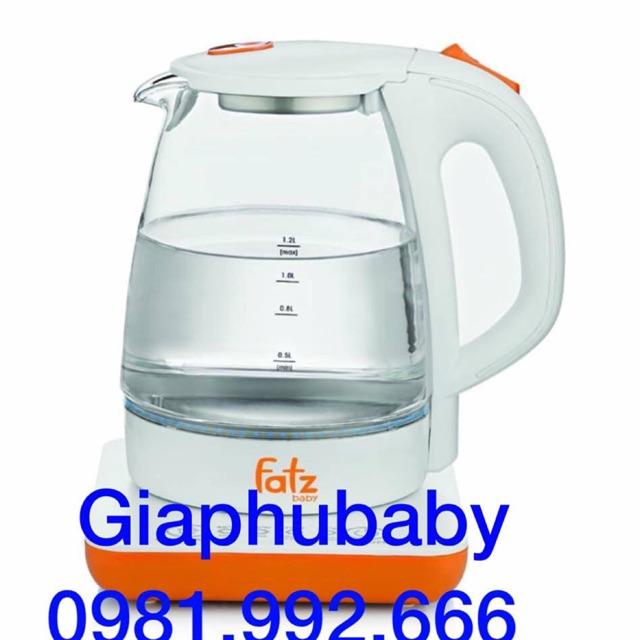 Bình đun và hâm nước siêu tốc Fatzbaby FB3501SL - 2999610 , 991197473 , 322_991197473 , 1168000 , Binh-dun-va-ham-nuoc-sieu-toc-Fatzbaby-FB3501SL-322_991197473 , shopee.vn , Bình đun và hâm nước siêu tốc Fatzbaby FB3501SL