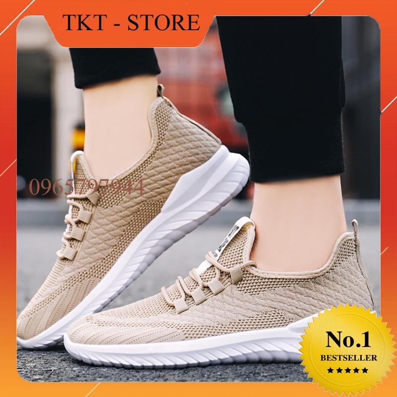 Giày Thể Thao Nam Tăng Chiều Cao 3-5 Cm Siêu Nhẹ Siêu Thoáng - G01