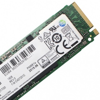 Ổ cứng M2 nvme Samsung pm981a 512gb new