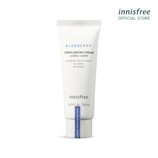 Kem dưỡng ẩm từ blueberry innisfree Blueberry Rebalancing Cream 50ml thumbnail