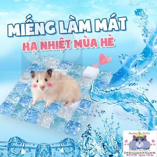 đá tản nhiệt - Đá làm mát mùa hè cho bé hamster, lang, gunie pig, chó mèo thumbnail