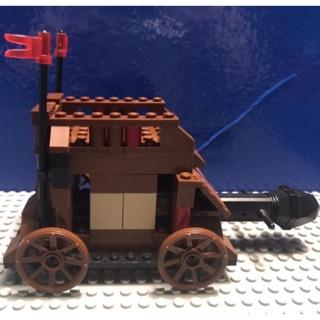 LEGO XẾP HÌNH – XE PHÁ THÀNH   ĐÃ RÁP SẴN