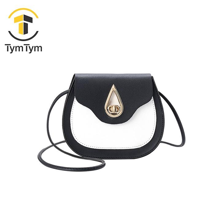Túi xách nữ mini TYMTYM khóa giọt lệ TT-2538-TXN140