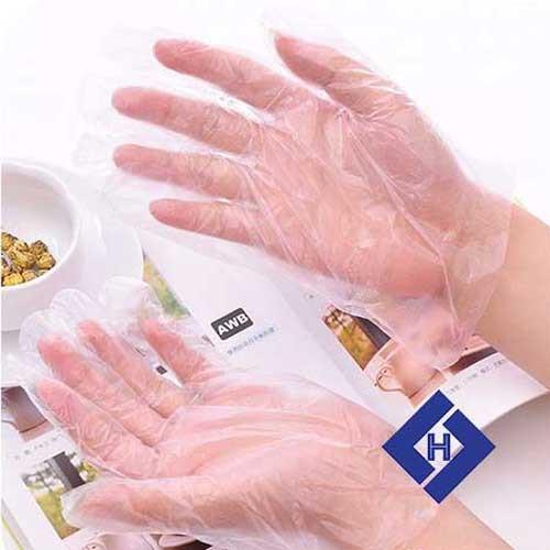 Set 50 găng tay nilong dùng 1 lần làm bếp