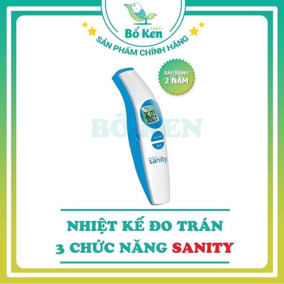 Shop Bố Ken Nhiệt kế đo trán 3 chức năng Sanity - Ba Lan - Cam kết hàng chính hãng - Giá Ưu Đãi Vô Địch