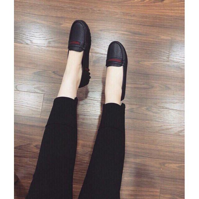 Giày bệt nữ, giày mọi nữ da cực mềm, xinh xắn, Giá SỐC XẢ KHO