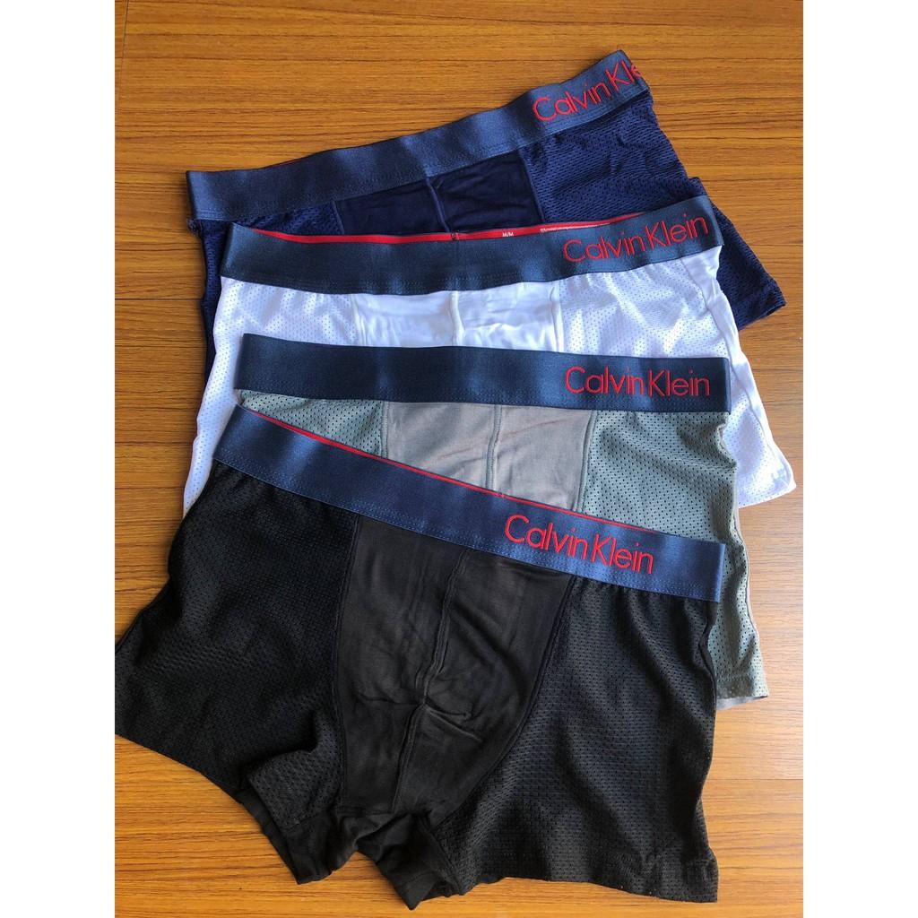 #กางเกงชั้นใน #บ็อกเซอร์ #underwear #boxer #CK #สีพื้น