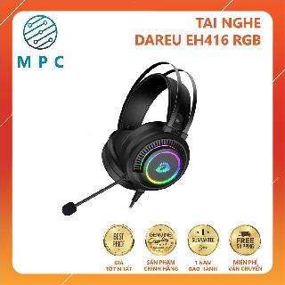 Tai nghe DAREU EH416 RGB – Giả lập 7.1 – Chính hãng Mai Hoàng – Bảo hành 12 tháng