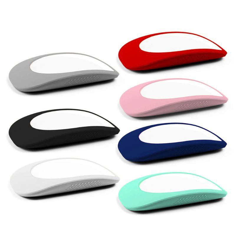 Vỏ Bọc Chuột Máy Tính Bằng Silicon Mềm Tháo Gỡ Nhanh Chống Trầy Xước Cho Magic Mouse 2 Gen