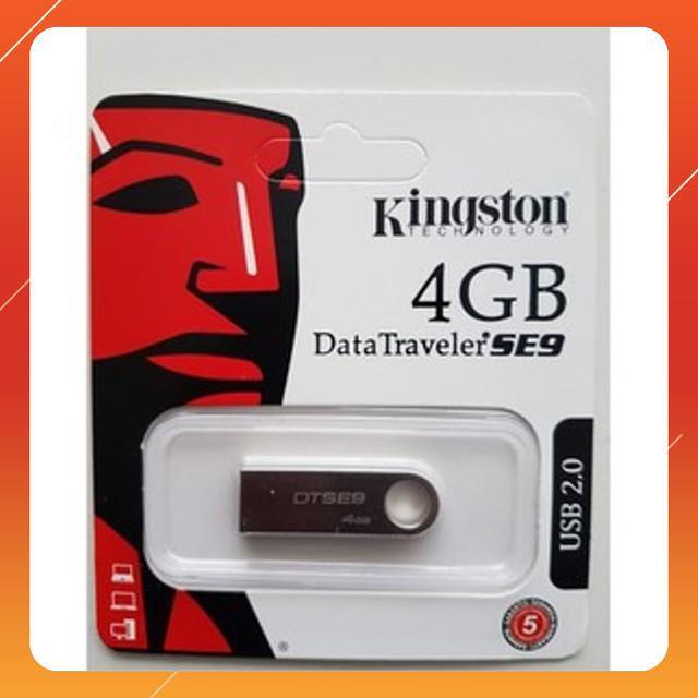 [SẬP GIÁ SỈ = LẺ]  USB 4GB KT SE9  [AM] Giá chỉ 325.950₫
