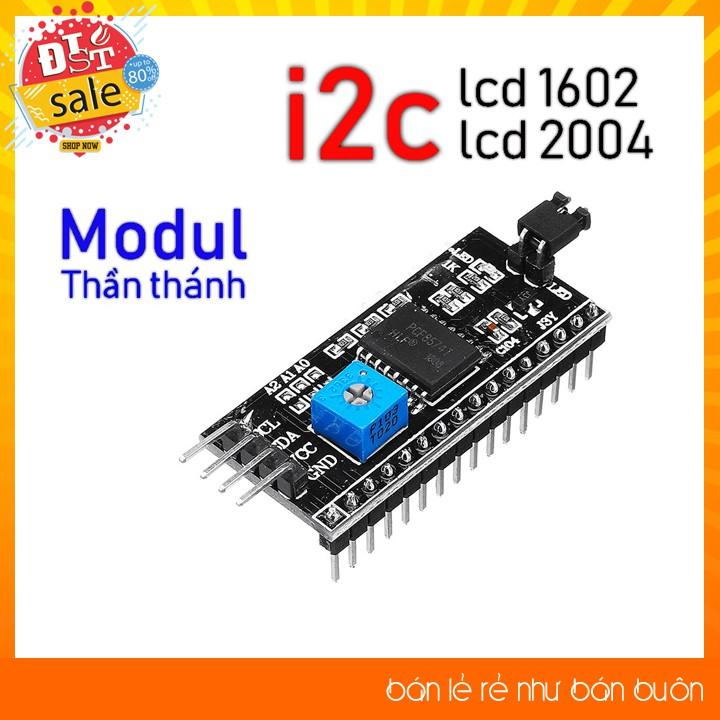 Module Chuyển Đổi I2C Cho LCD1602 LCD1602A LCD2004