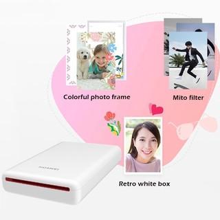 Giấy in ảnh Huawei bộ 20 tấm ảnh 2×3 inch – Giấy in Zink – In ảnh cực đẹp