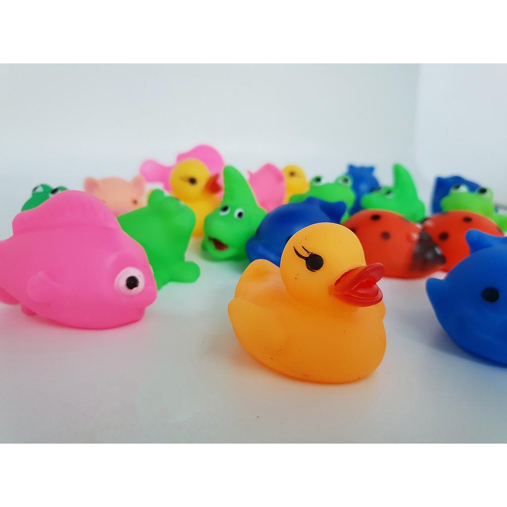 Bộ 20 đồ chơi con vật chút chít SMBC435