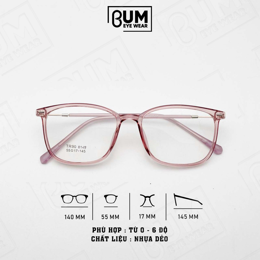Gọng kính cận nữ ❤️XẢ KHO❤️nhẹ nhàng thanh lịch