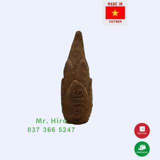 Nhang Nụ Trầm Đen Thiên Nhiên Việt Nam hiệu Thanh Long - Loại nụ lớn