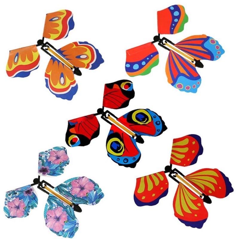Đồ Chơi Con Bướm Bay Ma Thuật , Magic Flying Butterfly Toy