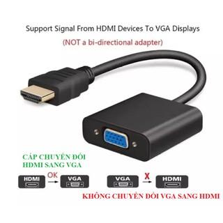 Yêu ThíchCáp chuyển đổi HDMI sang VGA dùng chuyển đổi HDMI từ Android Box sang màn hình vi tính LCD, Tivi, máy chiếu