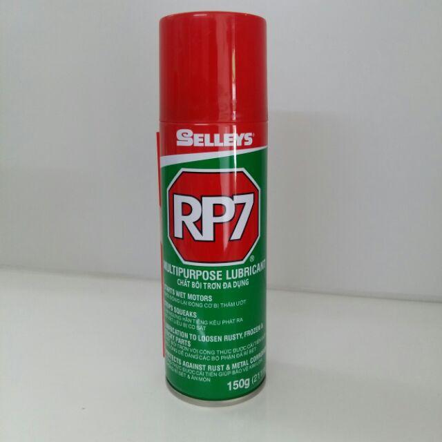 RP7 150g chai xịt chống rỉ-loại tốt