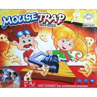 Hộp đồ chơi bẫy chuột thông minh