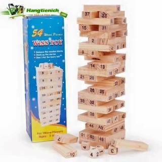 Đồ chơi rút gỗ Thông minh loại nhỏ