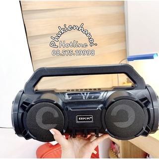 Loa Bluetooth B98 PKH998 , Tặng kèm mic hát karaoke , Âm thanh hay , Siêu bền