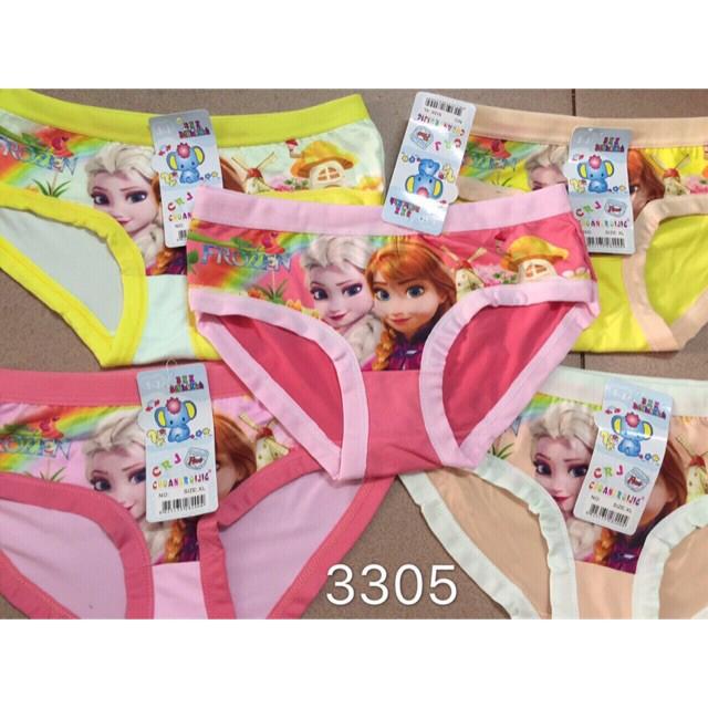 quần lót chéo trẻ em  chất cotton mã 324