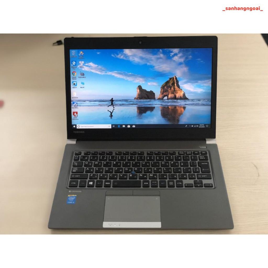 Laptop cũ Toshiba Portege Z30-B i5 5300U, 4GB, SSD 128GB, màn hình 13.3 inch