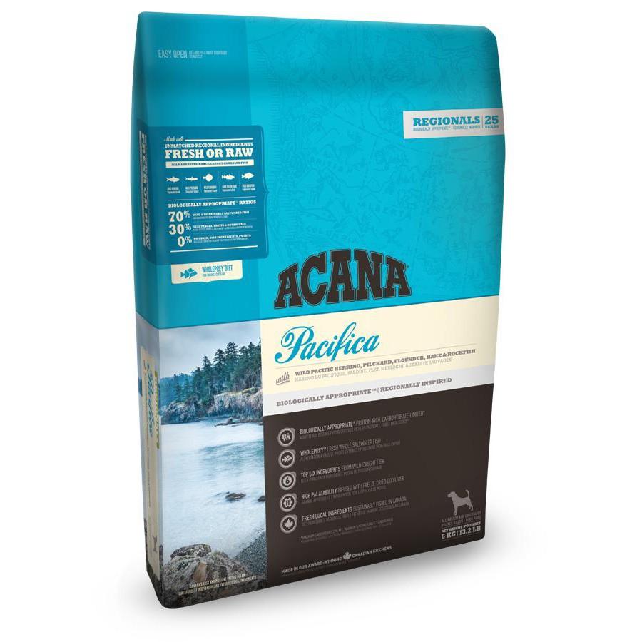 11.4 kg - ACANA Pacifica อคานา แปซิฟิกา อาหารสำหรับสุนัข