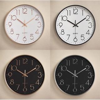 [SALE GIÁ HỦY DIỆT] Đồng hồ treo tường Quartz kim trôi cao cấp