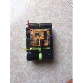 khối pin makita 3s-3p ( 12v -6Ah )