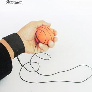 ♥♥♥Bouncy Wrist Band Rubber Elastic Str Rebound Sport Toy