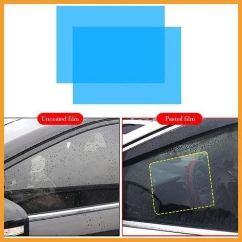 Combo 4 miếng dán gương ôtô (chống bám nước) - Better Car