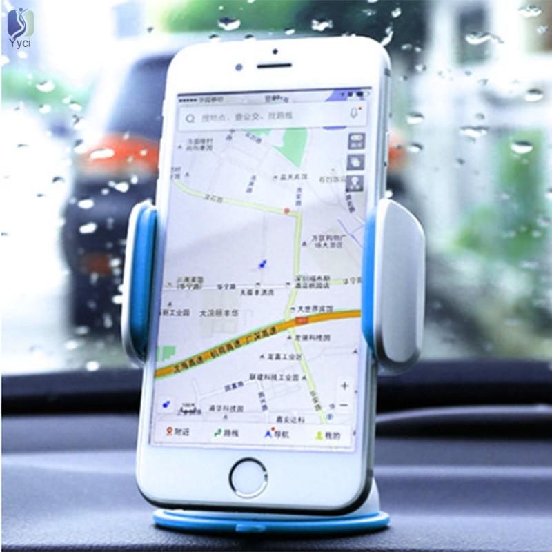 Giá đỡ điện thoại có giác hút tiện lợi cho xe ô tô