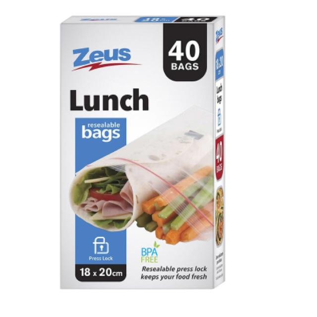 Túi đựng sandwich Uncle Bills BC0035 (Trong suốt)18*20cm