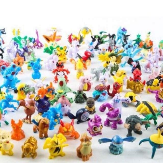 Mô hình pokemon