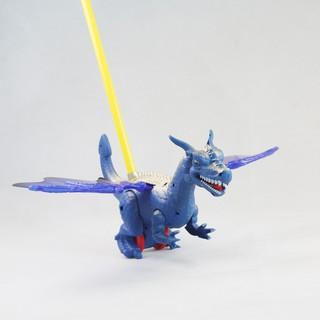 Đồ chơi xe đẩy khủng long bạo chúa xanh – Bibo 225