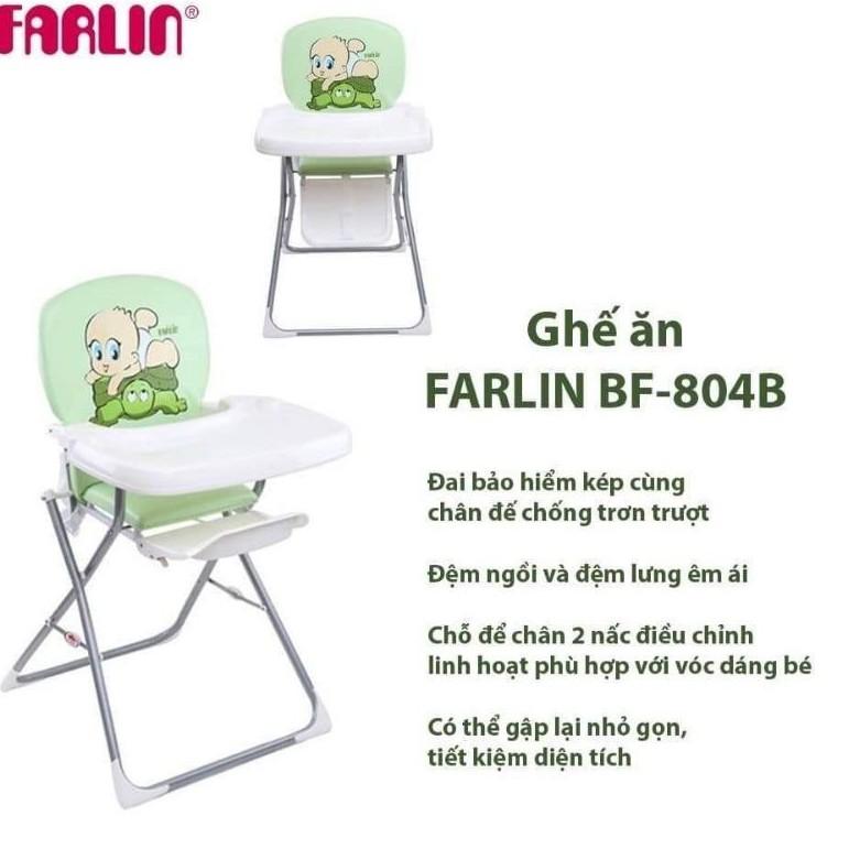 Ghế tập ăn cao cấp Farlin - BF.804